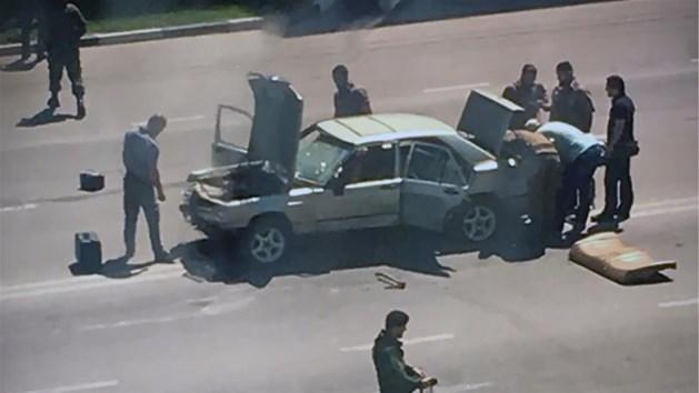 Doden en gewonden na een reeks aanvallen tegen de politie in Tsjetsjenië