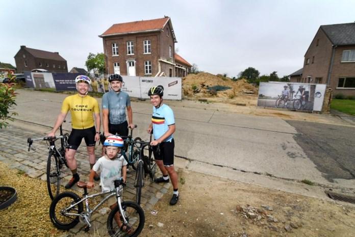 """Oude school uit Borgloon wordt wielerhotel: """"Een plek voor sportieve fietsers uit binnen-  en buitenland"""""""