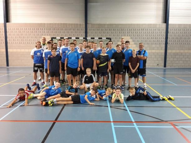 Herenhandbalclub HCO voor 19de keer op stage in Blankenberge