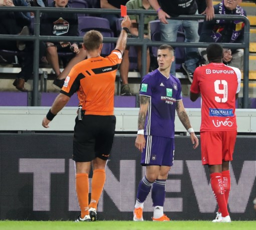 Anderlecht krijgt geen uitstel voor Vranjes: verdediger blijft drie matchen geschorst