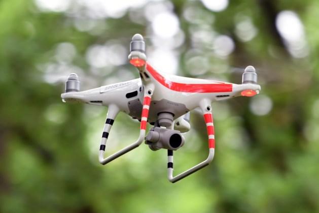 Sint-Truiden zet drones in om schade door droogte in fruitsector te meten