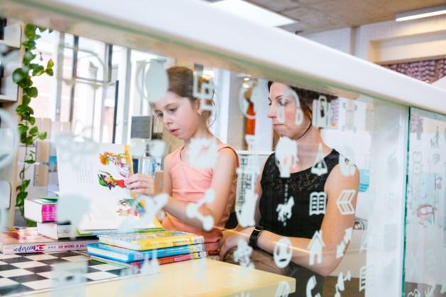 Bibliotheek Heusden-Zolder toont haar hart