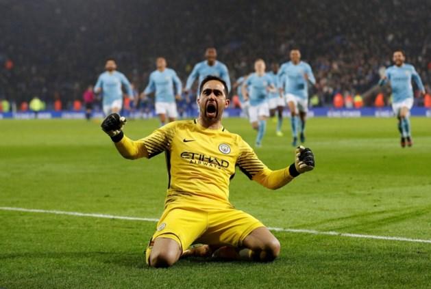 Manchester City ziet ook reservedoelman Bravo voor lange tijd uitvallen