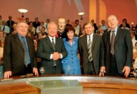 """Margriet Hermans ongerust over voormalig presentator Walter Capiau: """"Hij is heel erg ziek"""""""