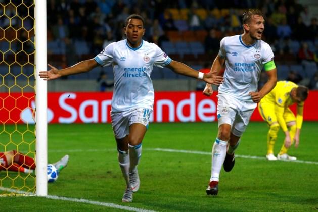 PSV op zucht van Champions League