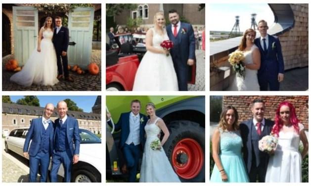FOTO. Bekijk hier de (98!) huwelijksfoto's uit onze Goednieuwskrant