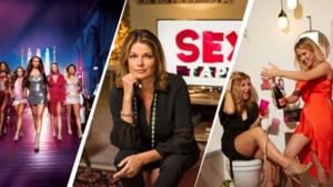 Stoute meisjes in een klooster en seks met Goedele: dit zien we in het najaar op zender Vijf