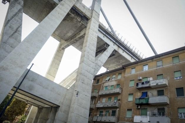 Experts: Genua-brug moet direct afgebroken of gestut worden