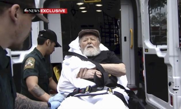 """VS deporteren ex-bewaker van concentratiekamp (95): """"Nazi's zullen geen rust kennen op Amerikaanse bodem"""""""