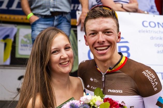 Oliver Naesen is het winnen niet verleerd: ex-kampioen van België wint GP Lucien Van Impe