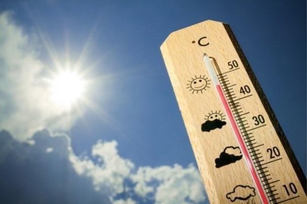 Vandaag nog zomerse temperaturen, vanaf morgen een pak kouder