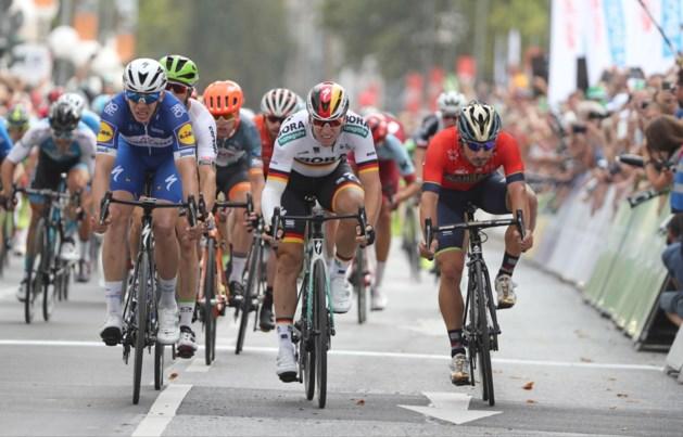 Colombiaan Hodeg sprint naar de zege in Ronde van Duitsland