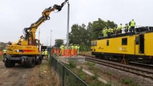 Eindelijk is Limburg weer een spoorwerf