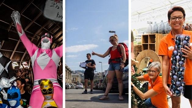 Pukkelpop 2019, liften naar Rome en nu al kerstversiering te koop: Dit zijn de strafste video's van deze week