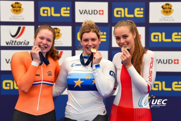 EK baanwielrennen voor junioren en beloften komt volgend jaar naar Gent