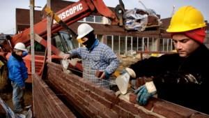 Betonstop doet, vooral in Limburg, betonmolens sneller draaien