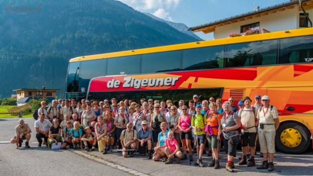 Wandelsportvereniging Eureka Bilzen in Oostenrijk