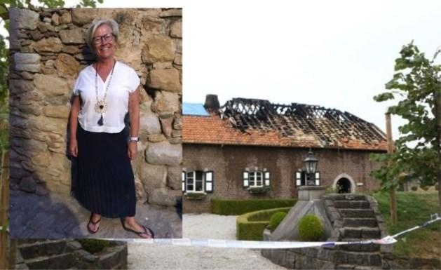 Slachtoffer brand blijkt doodgestoken: hoeve ging in de vlammen op om moord te verdoezelen