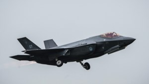 Eerste F-35 landt vandaag in België