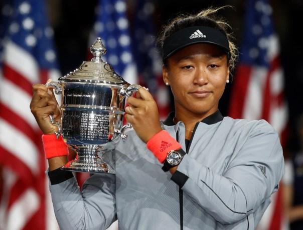 Osaka komt na US Open top-10 binnen op WTA-ranglijst, Serena Williams zit Elise Mertens op de hielen