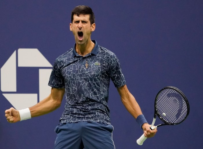 """Geniale Djokovic wint US Open en zet voet naast Sampras: """"Alles veranderde op een berg in Frankrijk"""""""