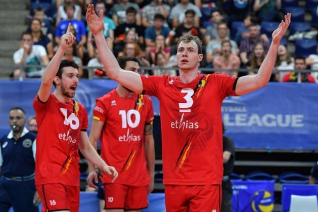 Red Dragons starten sterk aan WK volleybal: nummer zeven van de wereld gaat voor de bijl