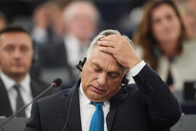 Europees Parlement start procedure tegen Hongarije voor schending rechten en vrijheden