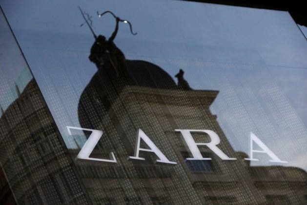 Groep boven kledingketen Zara heeft last van de warmte