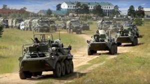 Rusland houdt grootste militaire maneuvers sinds Koude Oorlog