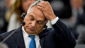 Orban in Europese ban