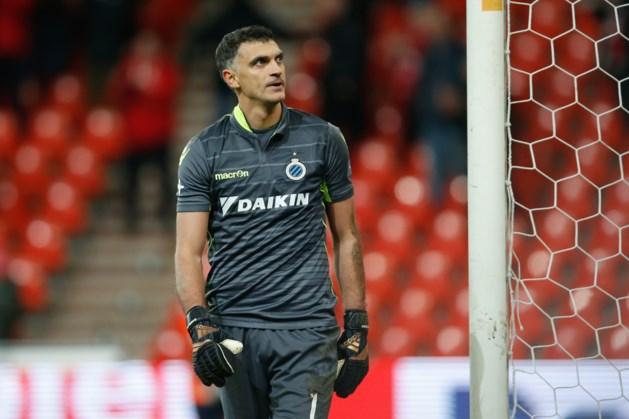 """Club Brugge ontbindt contract van Russische doelman: """"Ervaring van onschatbare waarde"""""""