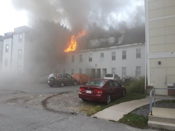 Tientallen huizen in brand na gasexplosies in VS, hele buurten geëvacueerd