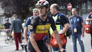 Yves Lampaert strandt in Slovakije op de tweede plaats, Alaphilippe blijft leider