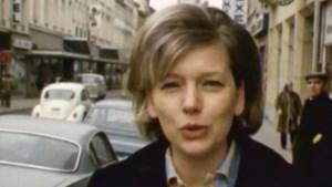 Terugblik op een bewogen dag: de eerste vrouw in 'Het Journaal'