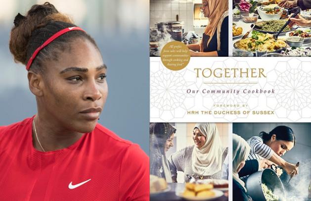 Serena Williams schrijft liefdevolle tekst voor Meghan Markle