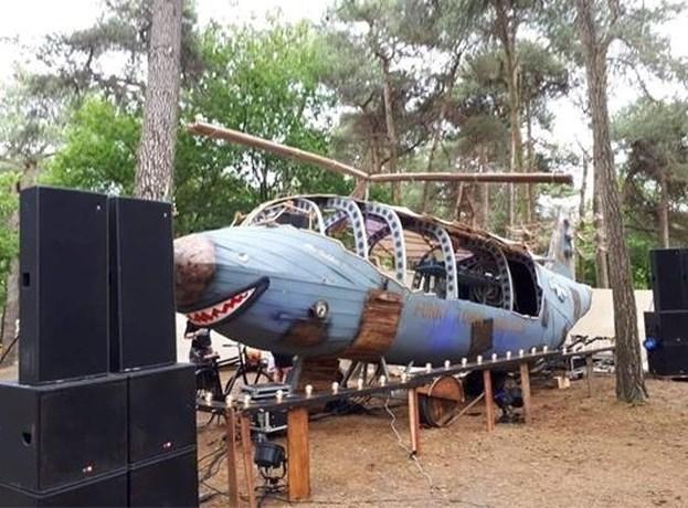 Vliegtuig dat in Maasmechelen gestolen werd teruggevonden