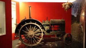 Meeuwense tractor uit 1930 is pronkstuk op tentoonstelling over Eerste Wereldoorlog: