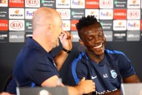 "Aidoo: ""Dankzij Malmö kreeg ik een contract"""