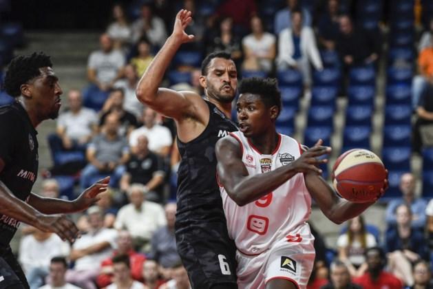 Antwerp Giants openen basketbalseizoen met zege in voorronde Champions League