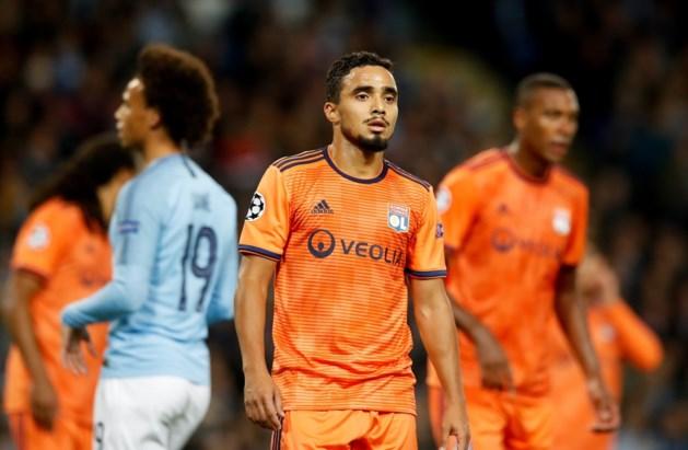 Olympique Lyon speelt in leeg stadion tegen Shakhtar in de Champions League
