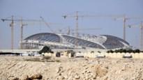 """""""Arbeidsmigranten werden in Qatar uitgebuit voor bouw infrastructuur WK voetbal"""""""