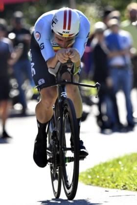 Schitterend brons voor Victor Campenaerts, Rohan Dennis is nieuwe wereldkampioen tijdrijden