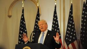 Trump belooft binnen twee of drie maanden vredesplan voor Midden-Oosten