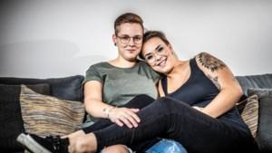 """Lesbisch koppel uit Hasselt toont slaapkamergeheimen in 'Sex Tape': """"Onze ouders hebben niet gekeken"""""""