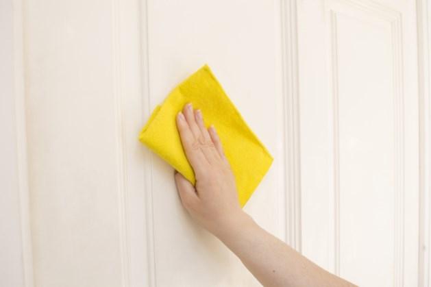 Dus daarom zijn veel stofdoekjes geel