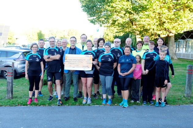 Landense Joggingclub vzw steunt Passhuis