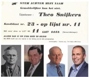 """Vierde generatie doet gooi naar gemeenteraad in Dilsen-Stokkem: """"Negentig jaar Theo Snijkers, bijzonder toch?"""""""