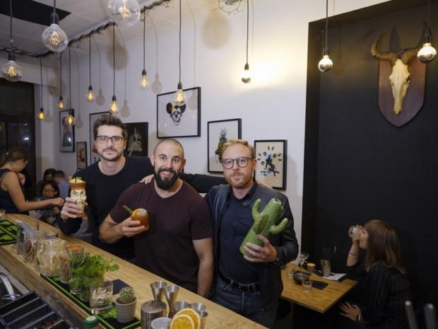 Cocktailbar van de week: Bruut in Hasselt