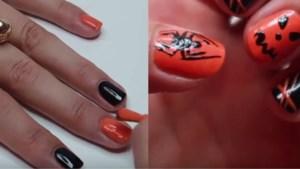 Met deze nagels steel je de show op Halloweenfeestjes