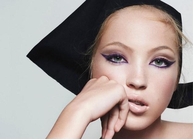 Dochter Kate Moss debuteert als model
